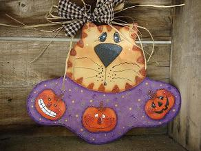 #5059 Kitty & Pumpkins