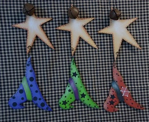 #6075 Star & Witch Hat Kit