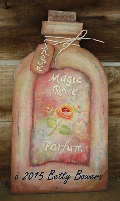 #7052 Magic Rose Parfum