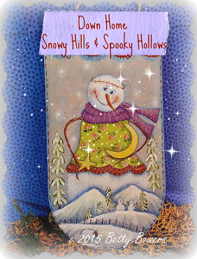 Down Home Snowy Hills & Spooky Hollows