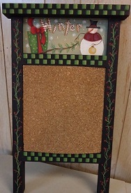 #5073 Seasonal Wash Board