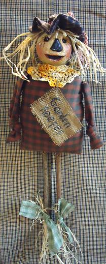 #5032 Scarecrow Doll