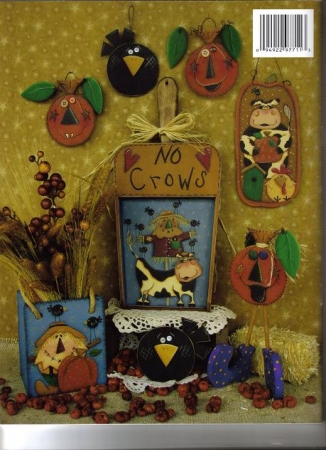 Down Home Country Critters-Book