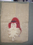 #3038 Santa Sack-Stocking
