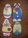 #3062 Easter Ornaments Pattern