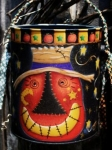 #2074 Spooky Bucket Pattern