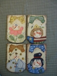 #3096 Four Seasons Snowmen Banners